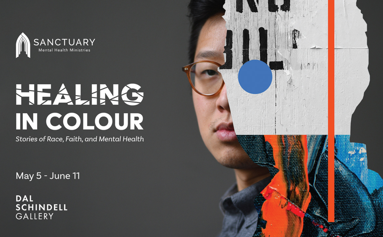 Healing in Colour: In Partnership with Sanctuary Mental Health Ministries